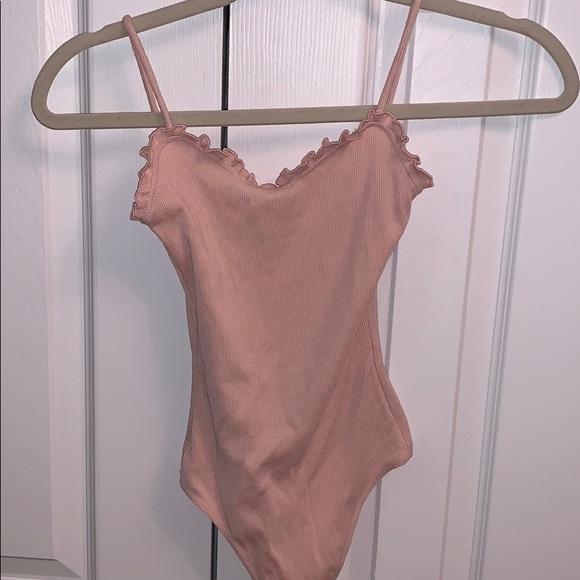 NWOT Aritzia Wilfred Bodysuit